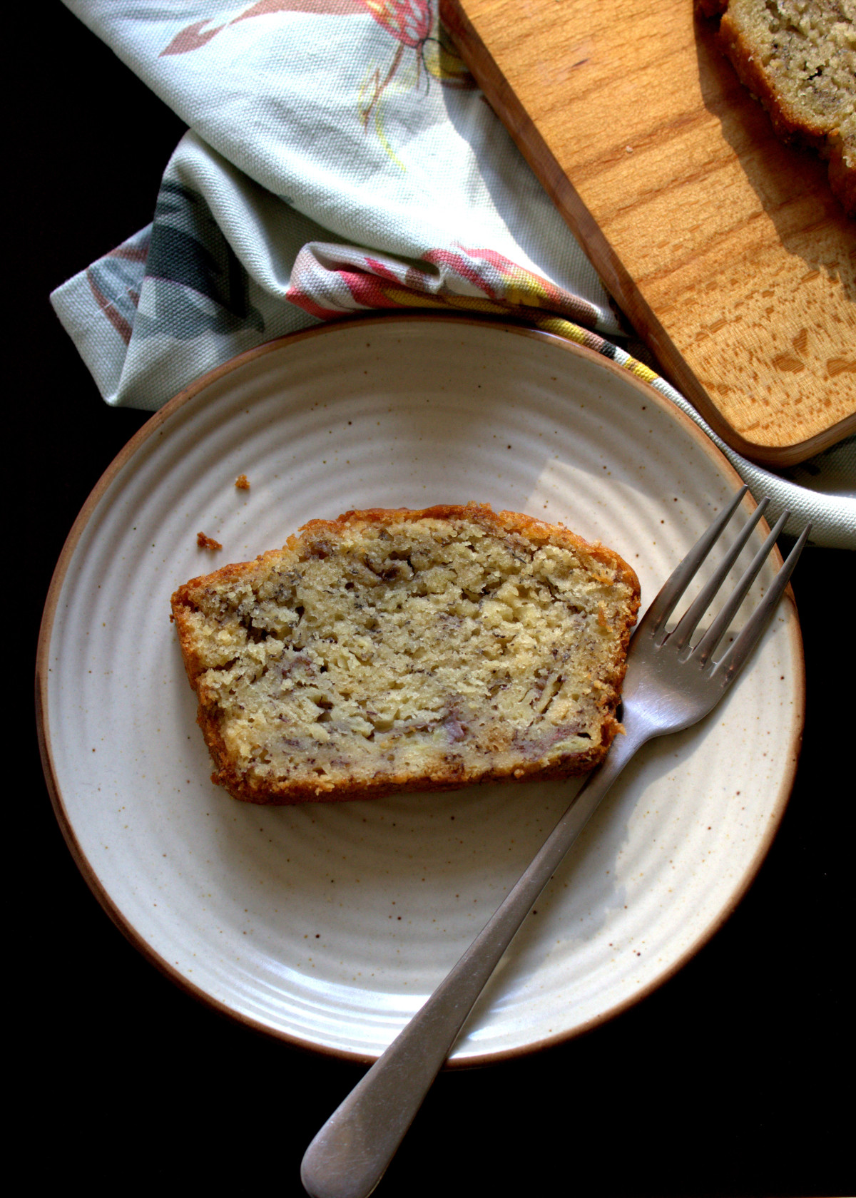 Banana bread the blurry lime banana bread forumfinder Images